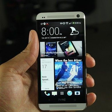Device Review: HTC One