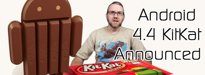 Android 4.4 KitKat Announced, Xperia DRM Partition Backup Script – XDA Developer TV