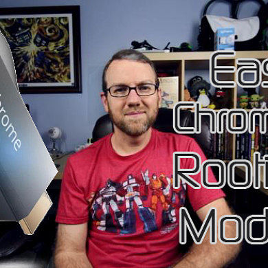 Easier Chromecast Rooting/Modding, LOLCODE for Android, Half Life on Windows RT – XDA Developer TV