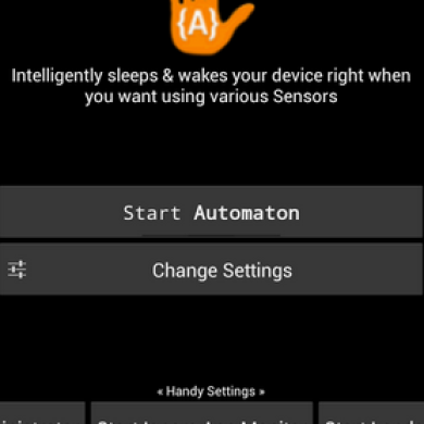 Automaton Updated with Host of New Features