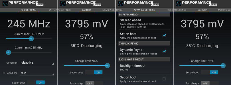 Open Source Performance Control App Tweaks CPU and More