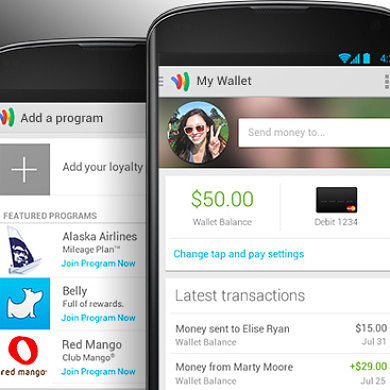 Google Wallet Update Redefines App's Purpose