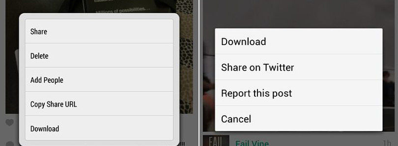 Easily Download Content from Instagram and Vine