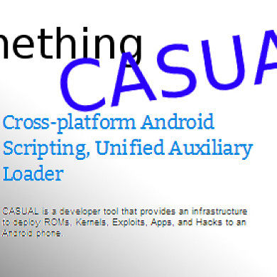 Adam Outler Launches CASUAL-Dev Site