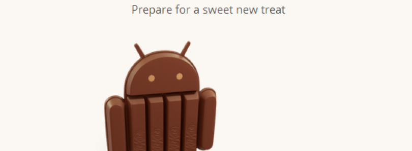 Android 4.4 KitKat to Target Wearables, Ease Fragmentation, and Improve Support for NFC and Lower End Devices