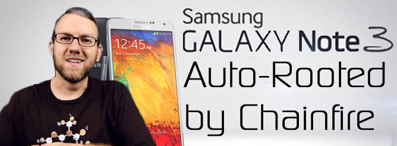 Xposed Framework Backported to Gingerbread, Galaxy Note 3 Auto-Rooted by Chainfire – XDA Developer TV
