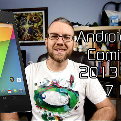 Android 4.3.1 Coming to 2013 Nexus 7 LTE, Google Now in Any Language