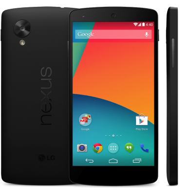 Google Nexus 5 Finally Released! Go Get Yours Now!