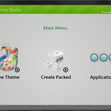 Create Your Own Themes for Xperia Devices with XThemer