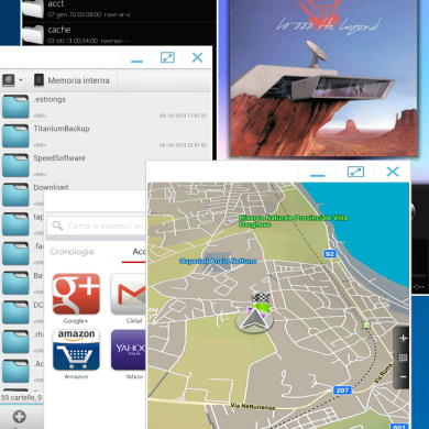 Floating Pen Window for any App on the Galaxy Note 3