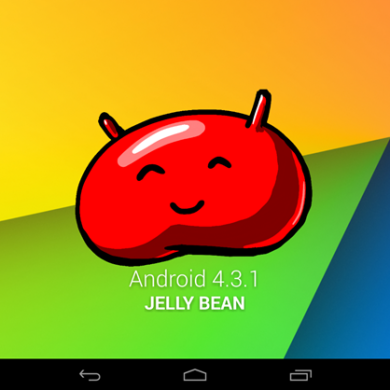 Android 4.3.1 (JLS36I) Rolling out to the Nexus 7 (2013) LTE