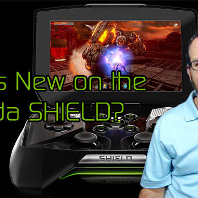 What's New on the Nvidia SHIELD? – XDA Developer TV
