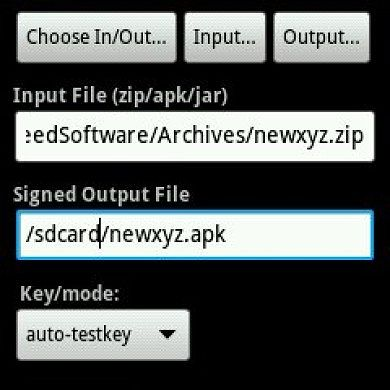 Easily Sign APKs and Flashable ZIPs without a PC
