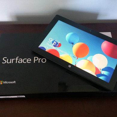 Device Review: Microsoft Surface Pro 2