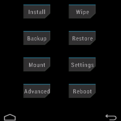 TWRP Ported to the Samsung Galaxy Gear Smartwatch