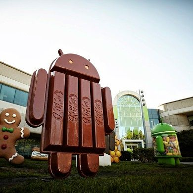 Android 4.4 KitKat Factory Images and Driver Binaries Now Available for Nexus 4, 7 (All), and 10