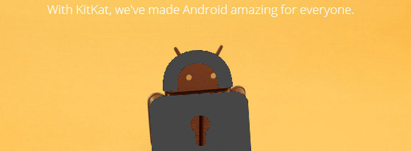 Google Taking Aim at Device Modders in Android 4.4 KitKat