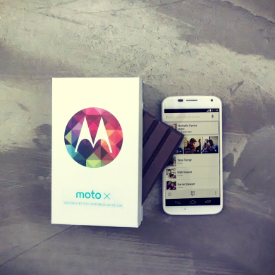 T-Mobile Moto X Joins Verizon Model with KitKat OTA, AT&T Coming Soon