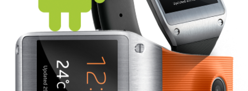 First Custom ROM Available for the Samsung Galaxy Gear Smartwatch