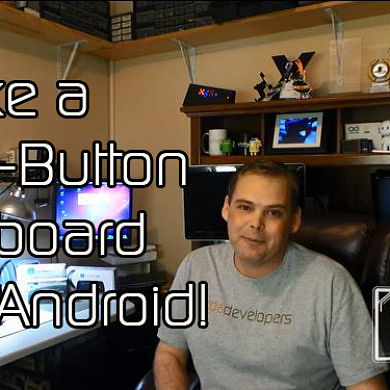 Hardware Hacking: How to Make Your Own USB keyboard for Android – XDA Developer TV