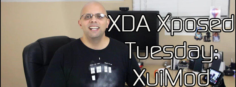 XDA Xposed Tuesday: XuiMod Customizations  – XDA Developer TV