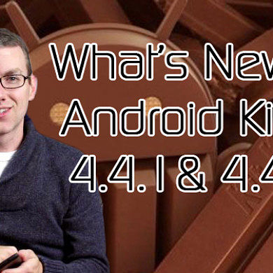 Android 4.4.1 / 4.4.2 KitKat Nexus 5 Update Review – XDA Developer TV