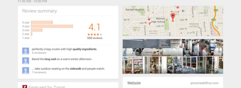 Google Maps 7.5 Brings Gmail Integration for Reservations!