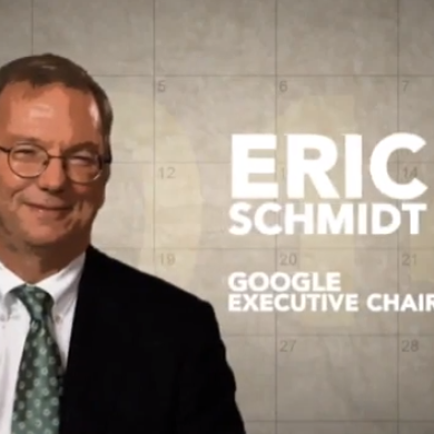 Talking Schmidt: Google's Executive Chairman Makes Predictions for 2014, Future of Mobile