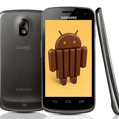The Forgotten Galaxy Nexus Finally Receives Stable KitKat
