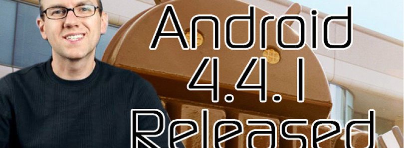Android 4.4.1 Update Released, Custom ROM for Chromecast, DIY Magnetic Qi Charger! – XDA Developer TV