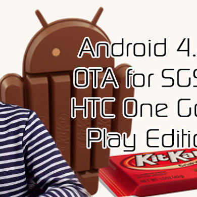 Android 4.4.2 OTA for SGS4 and HTC One GPe, Nexus 5 Production Update Fix Speaker/Button Issues – XDA Developer TV