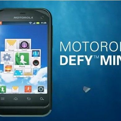 Bring Back Fastboot Mode on the Motorola Defy Mini XT320