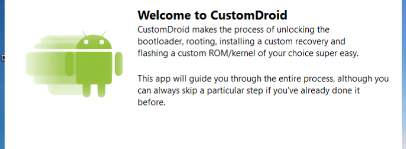 Flash Your Favorite ROMs Really Easy with CustomDroid
