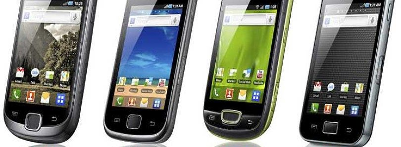 Android 4.4 Available for Samsung Galaxy Ace, Fit, Mini, Gio