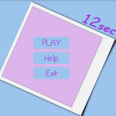 Boost Your Visual Working Memory with 12sec