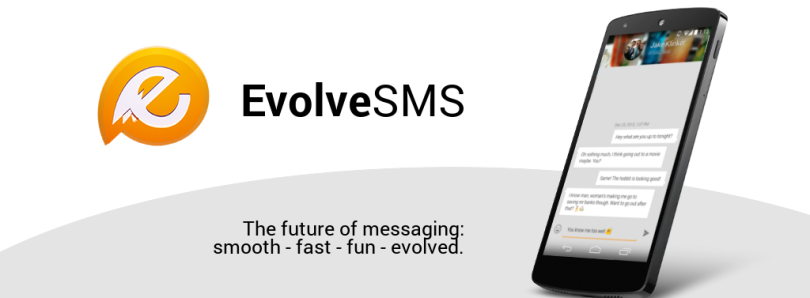 EvolveSMS Beautifies SMS Messaging