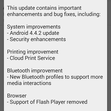 [OTA Captured!] Android 4.4.2 Now Rolling Out to the European HTC One; KitKat for US Carrier Devices on the Way