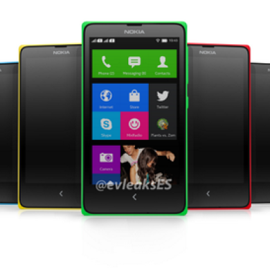 Nokia Normandy Shows its Color Options in Leaked Render!