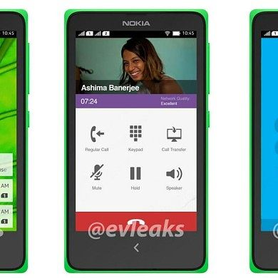 Nokia Secretly Working on Android KitKat-Powered Normandy Smartphone?