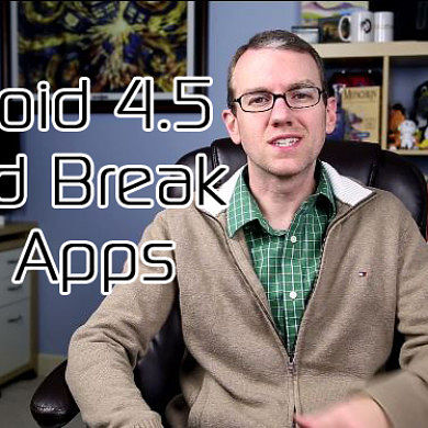 Android 4.5 Could Break Root Apps, Xperia Z1 Compact Rooted, Paranoid Android 4.0 Beta 3 Released – XDA Developer TV