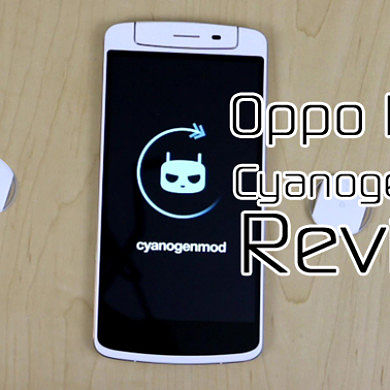 Oppo N1 with CyanogenMod Review – XDA Developer TV