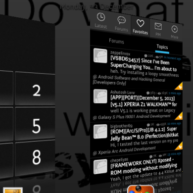 Get the Sense 4 Recent Apps Look on Your Sony Ericsson Xperia Arc, Neo and Pro