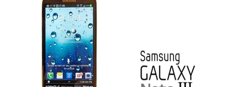 [Update: Now Officially Rolling Out!] Leaked Android 4.4.2 XXUENA6 Firmware for the Galaxy Note 3 SM-N9005