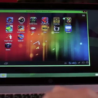 BlueStacks to Offer Full Android OS on Windows PCs