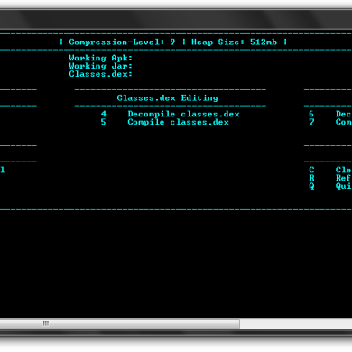 Decompile and Compile Your Favorite Apps with Quick Mod Tool 2.0