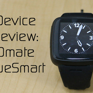 Device Review: Omate TrueSmart