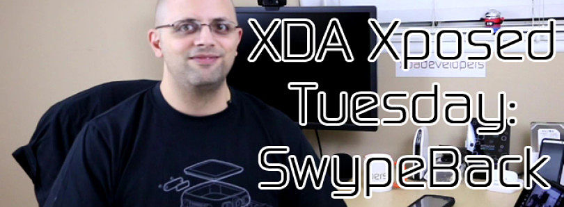 XDA Xposed Tuesday: SwypeBack, Navigate with Gestures – XDA Developer TV