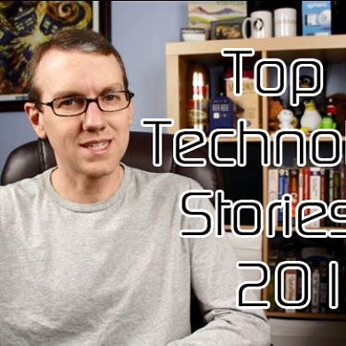 Top 5 Technology Stories of 2013 – XDA Developer TV