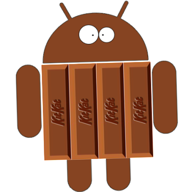 Make Your KitKat ROM Look Like a Proper KitKat ROM