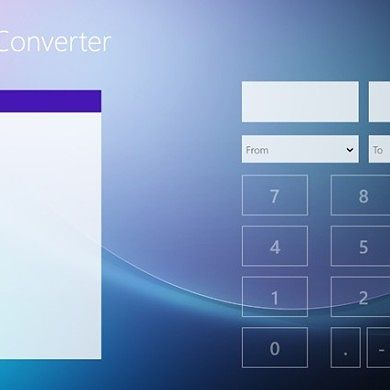 Convert Units on Your Windows 8 Device with Global Converter